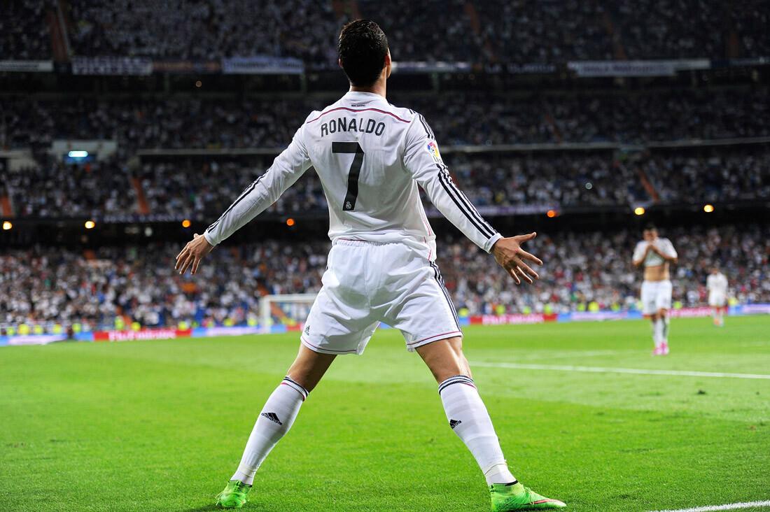Seis años de Cristiano Ronaldo en el Real Madrid