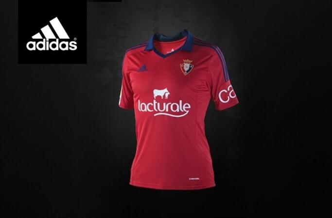 07177858a Adidas presenta la camiseta de Osasuna 2013-14 - SPORTYOU