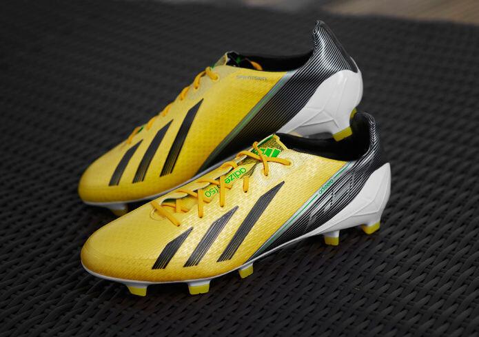 Las nuevas botas de Lionel Messi