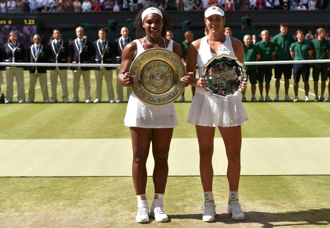 ¿Cuánto mide Serena Williams? - Altura - Real height 110715-wimbledon00