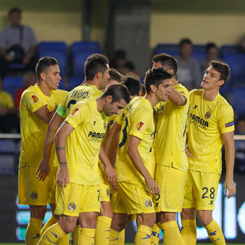El Villarreal gana en la Europa League y el Sevilla empata