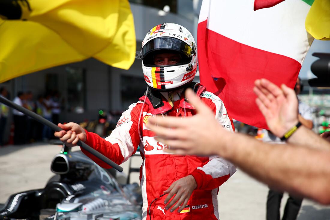 Las fotos más espectaculares del GP de Malasia de Fórmula 1