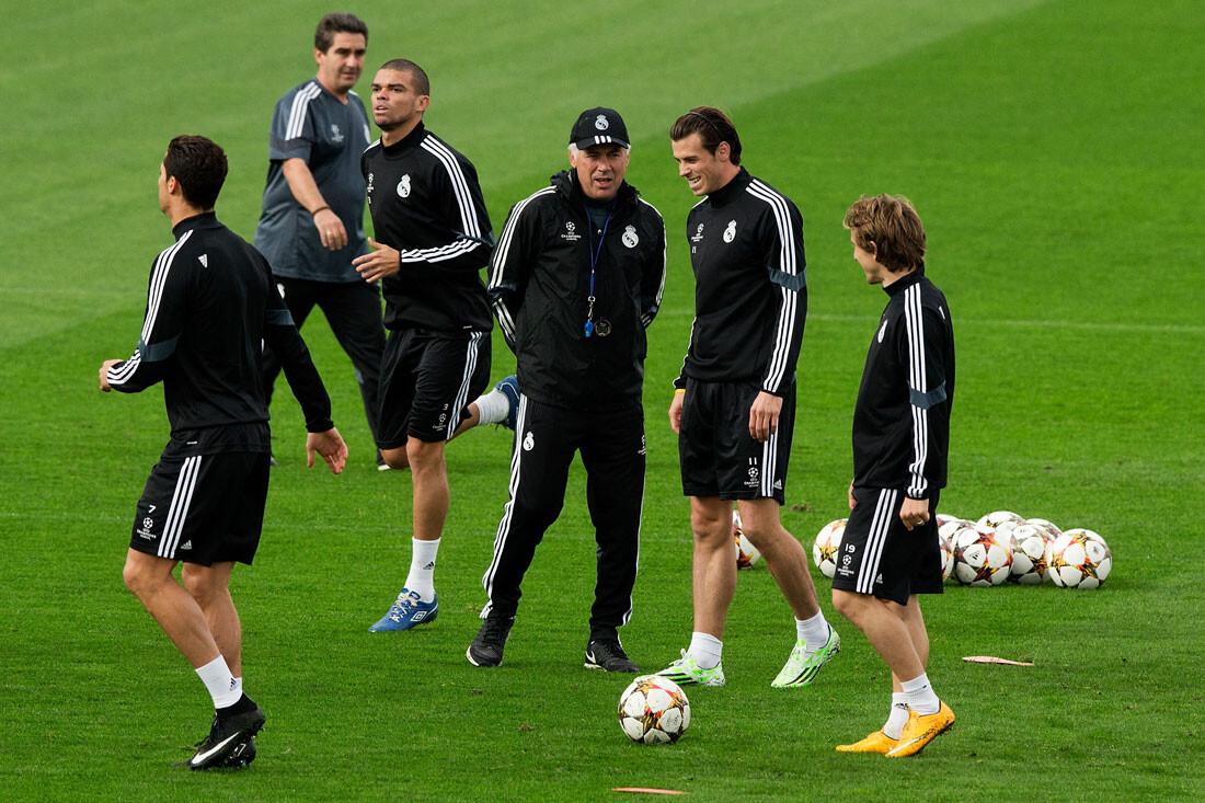 La solución de Ancelotti sin Modric ni Bale