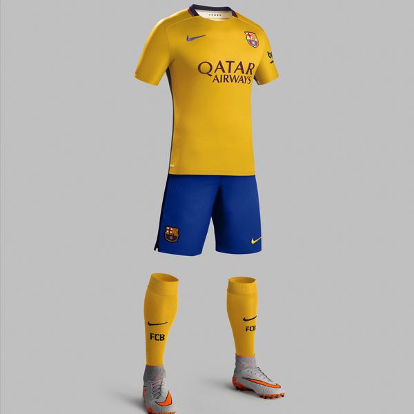 Las nuevas equipaciones del Barça 2015 16 - Página 6 de 9 - SPORTYOU c2a7b2375c9