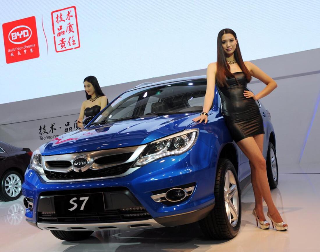 Los coches más espectaculares del Salón de Shanghai