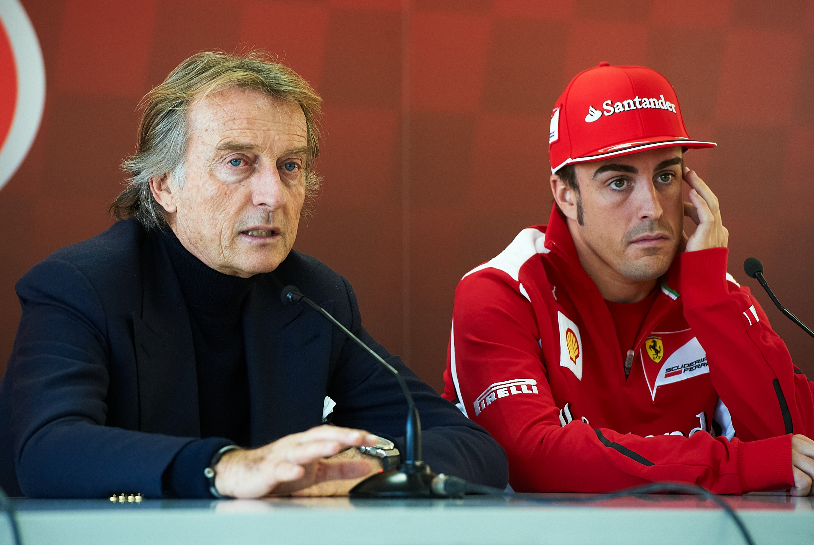 """Montezemolo: """"Decidimos cambiar a Alonso cuando se hizo triste y oscuro"""""""