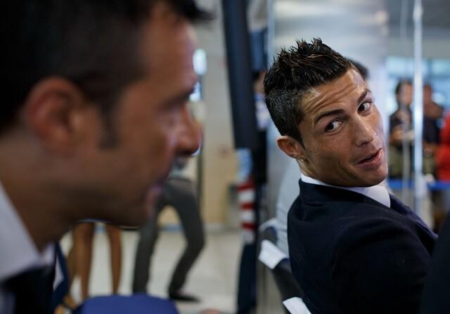 Cristiano lidera la lista de los 20 futbolistas más ricos del mundo