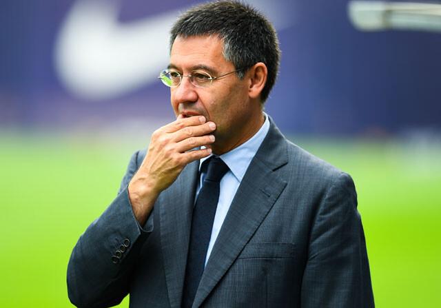 """Bartomeu descarta el fichaje de Pogba... """"por el momento"""""""