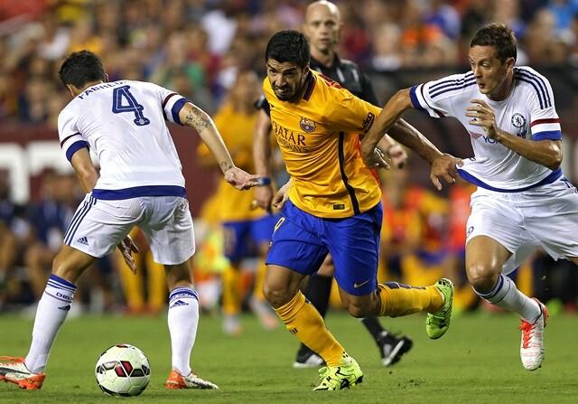 El Barça cae en los penaltis con el Chelsea