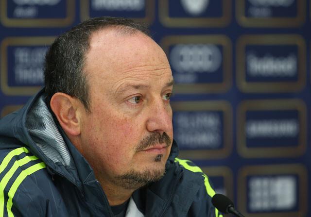 Benítez niega que el Real Madrid sea un equipo defensivo