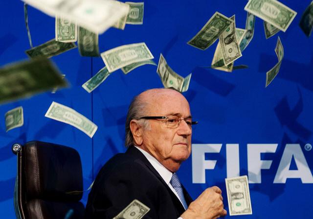 Joseph Blatter, suspendido 90 días por la FIFA