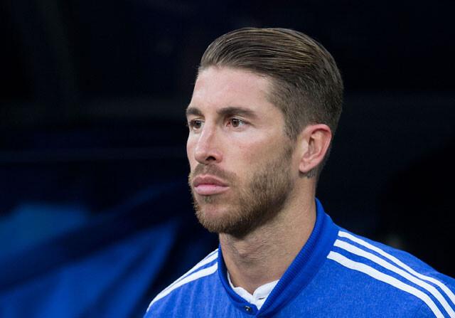El Manchester United está molesto con Sergio Ramos