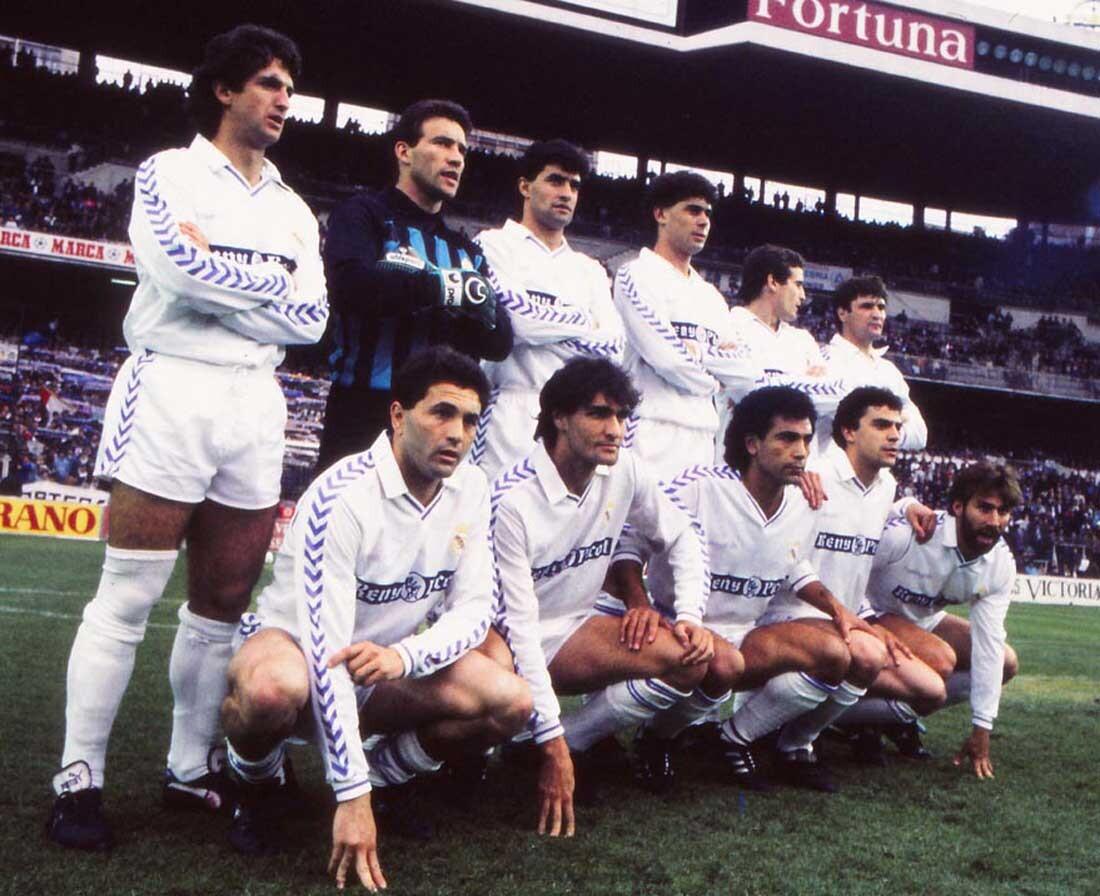 La evolución de la camiseta del Real Madrid