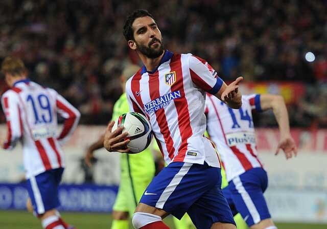 Raúl García cambia el Atlético por el Athletic