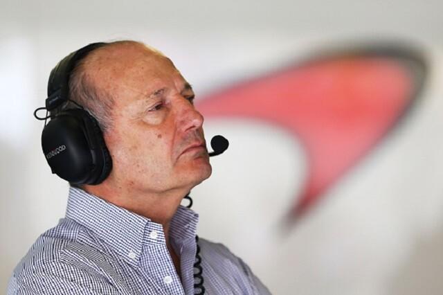 Ron Denis preocupado por McLaren