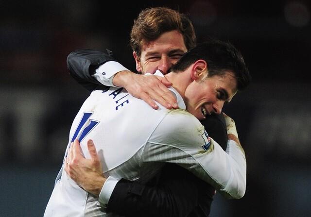 Bale y Benítez tienen un plan: seguir la fórmula de Villas-Boas