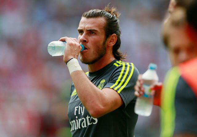 """Bale: """"La afición es buena conmigo"""""""