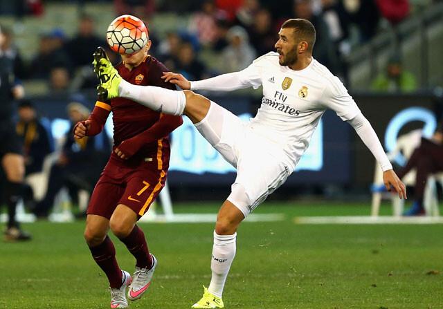 Benzema, en la agenda del Arsenal, según el AS