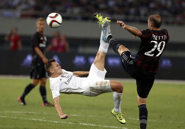 Denis Cheryshev es jugador del Real Madrid