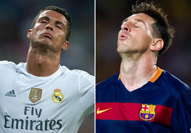 Noticia: Cristiano y Messi aún no han marcado en la Liga