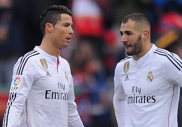 Benzema y Cristiano Ronaldo no viajan a Múnich