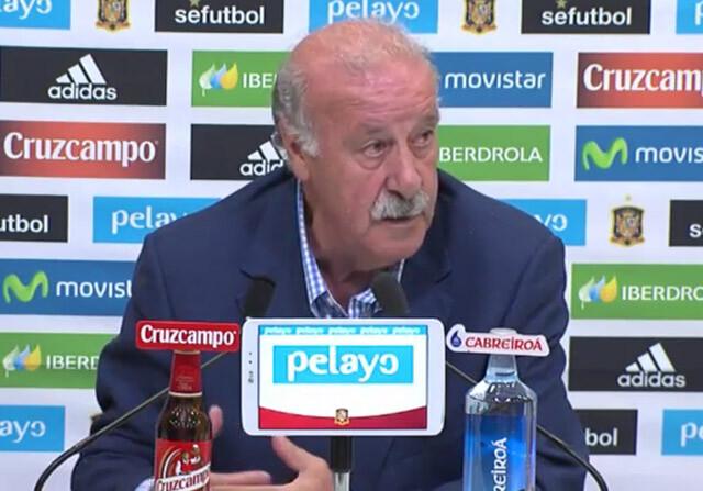 Del Bosque llama a De Gea y vuelve Diego Costa