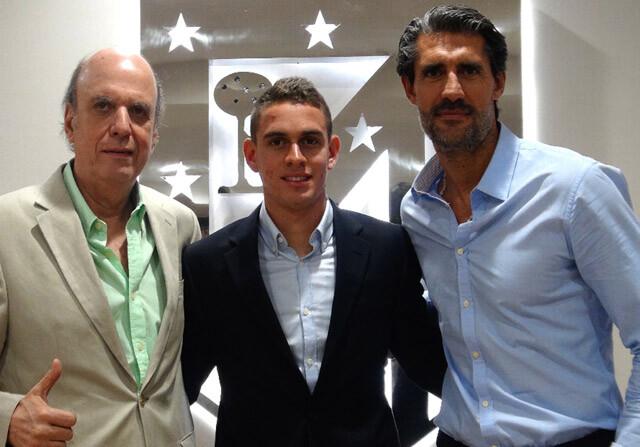 El Atlético ficha a un jugador para el año que viene