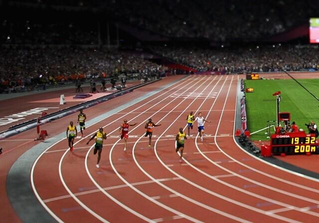Escándalo de dopaje en el atletismo mundial