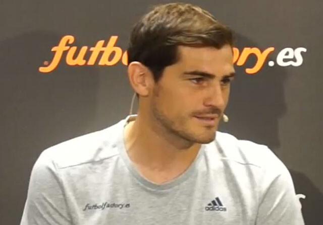 "Iker Casillas: ""Necesitaba respirar"""