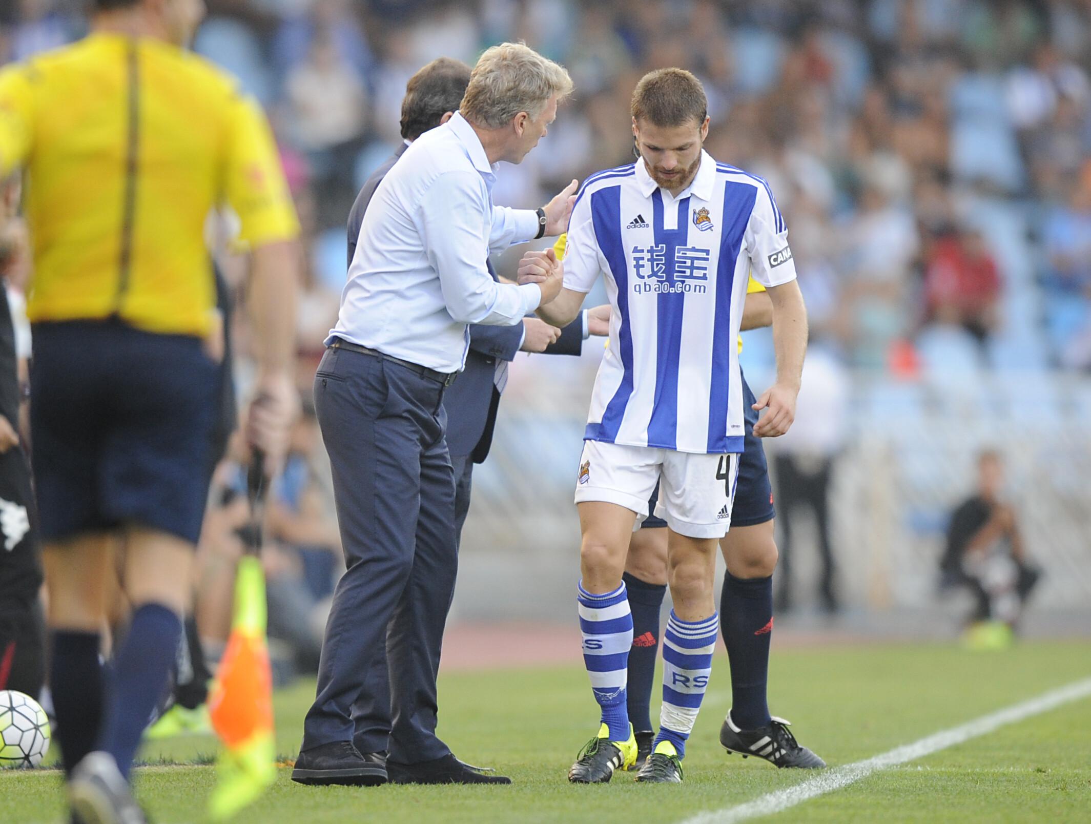 Real Sociedad y Sporting empatan en el regreso de Illarramendi a casa