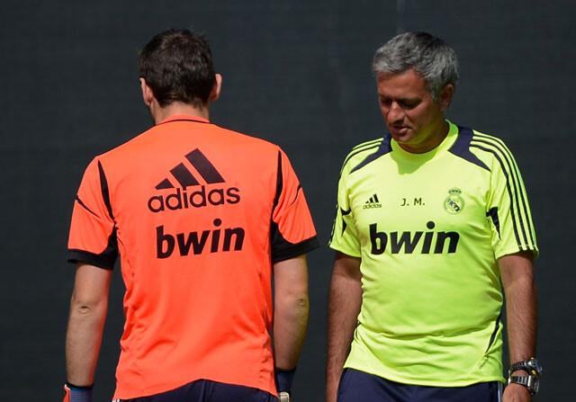 Casillas y Mourinho vuelven a cruzarse en el camino