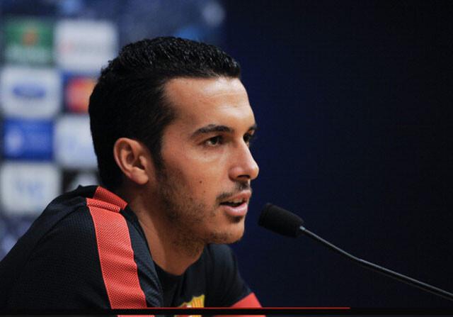 Pedro, delantero del Chelsea