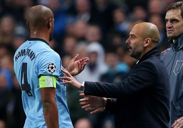 El Manchester City ofrece un super contrato a Guardiola