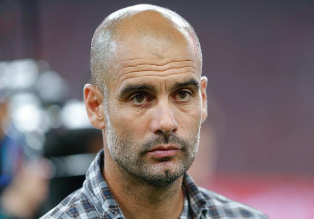 Los jugadores del Bayern no entienden los gestos de Guardiola