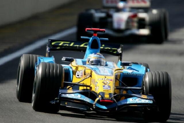 Renault vuelve a la F1 como equipo