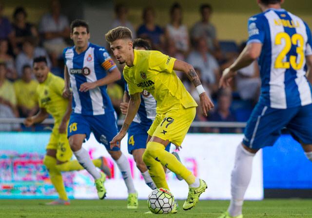 El Villarreal remonta ante el Espanyol (3-1)