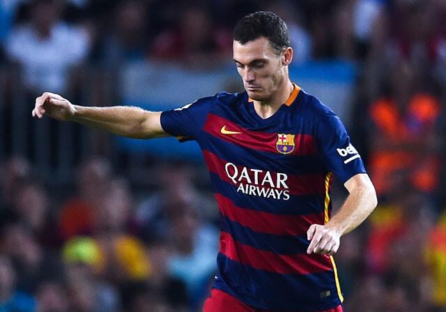 El Barça estudia quedarse con Vermaelen