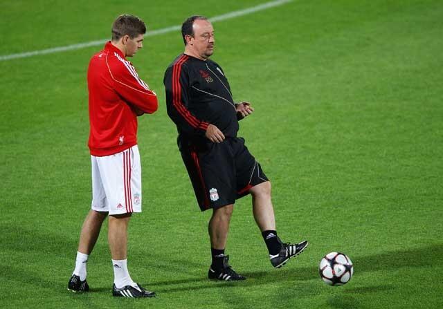 Benítez y Gerrard