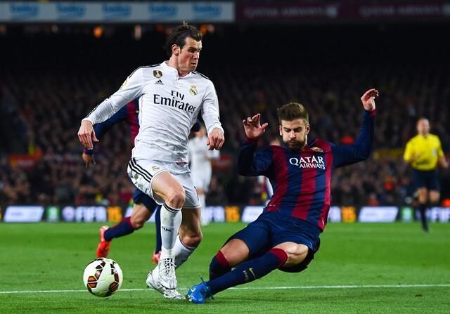 FC Barcelona Real Madrid CF - La Liga, clásico de la LigaBBVA