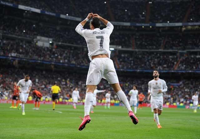 Cristiano Ronaldo en UEFA Champions League