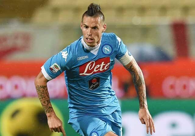 Hamsik cree que el Nápoles juega mejor este año que con Rafa Benítez