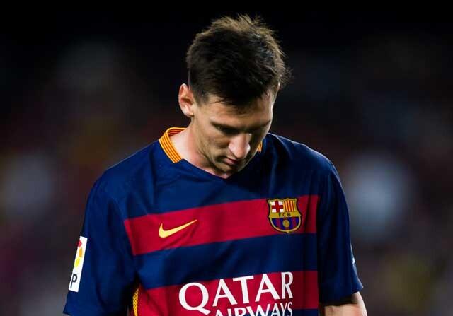 """El Barcelona ofrece """"todo su apoyo y solidaridad"""" a Messi"""