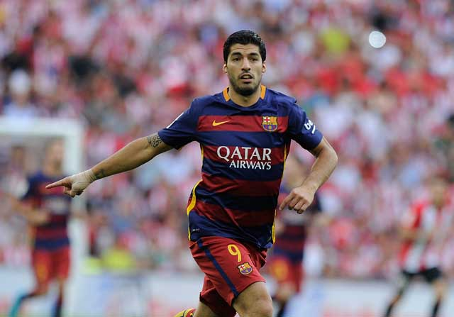 Luis Suárez apoya al vestuario del Barcelona