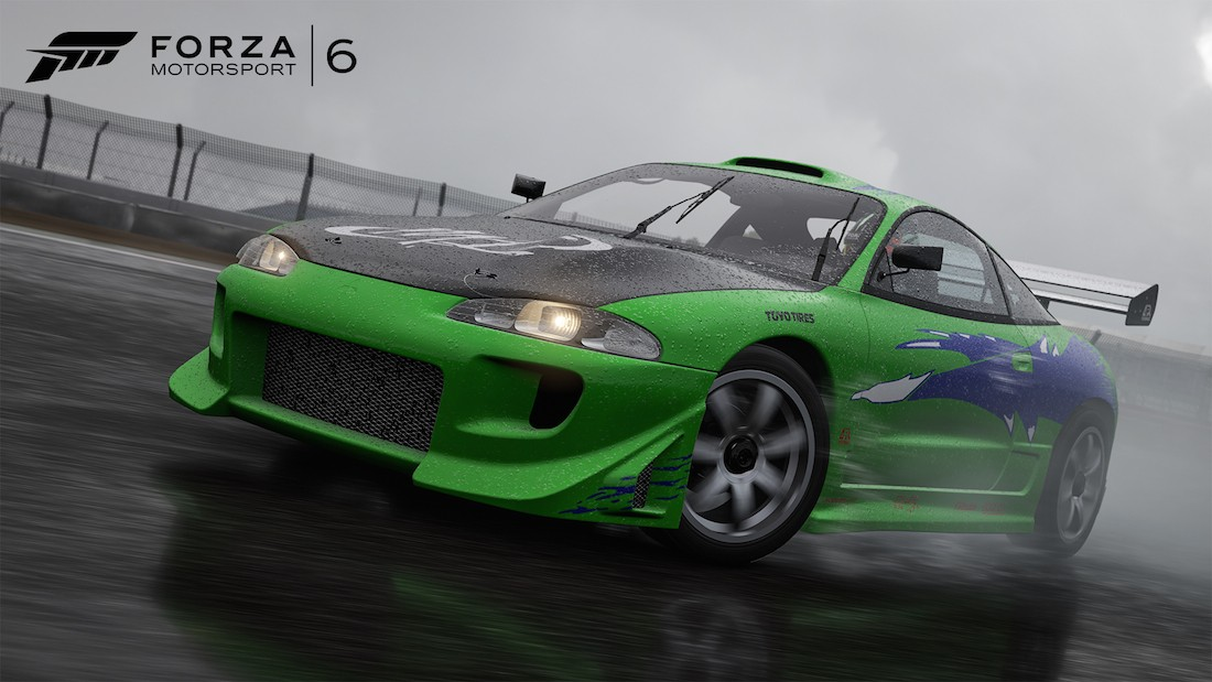 Forza Horizon Receives A Second Fast And Furious Car Pack