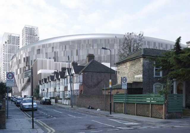 estadio del Tottenham será el mayor de Londres