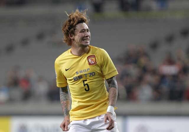Zhang Linpeng el nuevo Sergio Ramos
