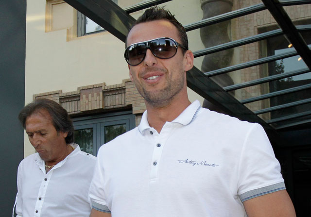Antonio Amaya detenido