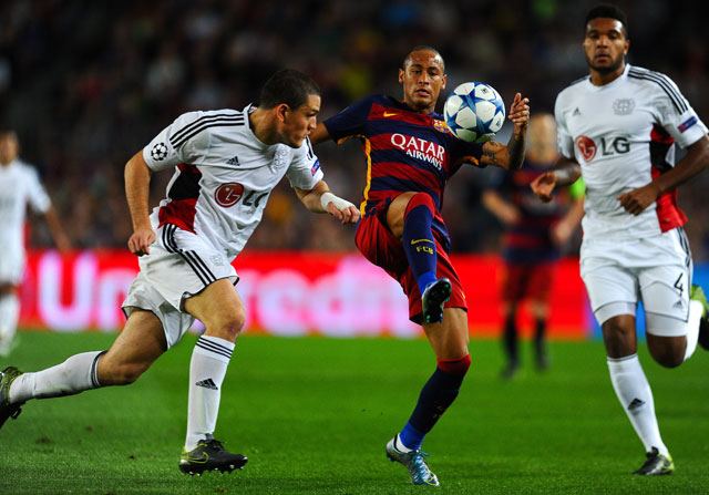 Barcelona - Bayer Leverkusen