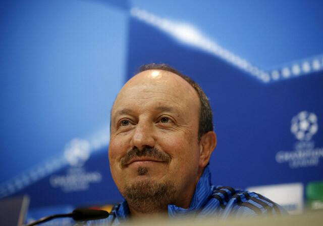Rafa Benitez se despide por carta