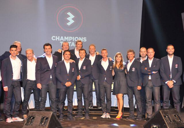 Equipo de Champions Total
